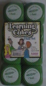 Kagan Learning Cubes - Class Set (8)