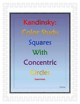 Kandinsky Art Activity