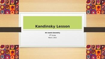 Kandinsky Art-Math Connection