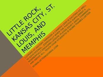 Kansas City, Little Rock, Memphis, and St. Louis TAH Tours