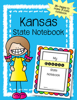 Kansas State Notebook. US History and Geography