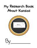 Kansas Student Research Book