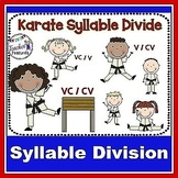 Syllable Types & Syllable Games (VCV and VCCV division)