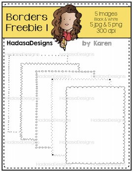 Karen's Borders 1 FREEBIE