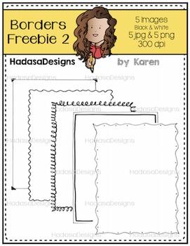Karen's Borders 2 FREEBIE