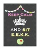 Keep Calm and Daily 5 Posters