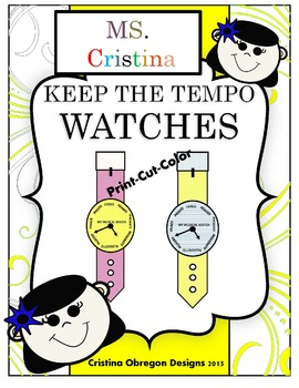 Keep The Tempo Watch