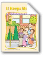 Keeping My Body Safe: Circle-Time Book