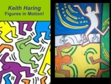 Keith Haring: Graffiti Pop Art Project (need Smart noteboo