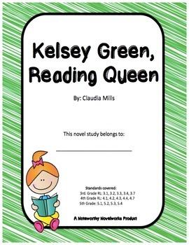 Kelsey Green, Reading Queen Novel Study