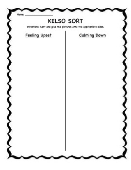 Kelso Sort Cut and Paste