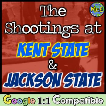 Kent State & Jackson State Shooting Analysis! Vietnam Prot