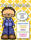 Kevin Henkes Author & Book Study