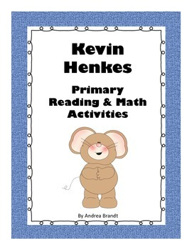 Kevin Henkes Reading & Math (First and Second Grade)