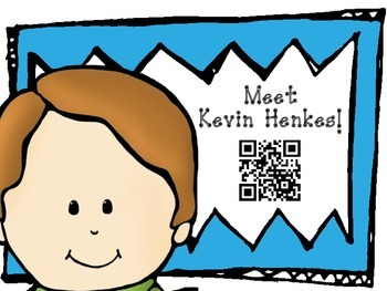 Kevin Henkes QR Readers for Listen to Reading