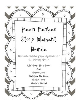 Kevin Henkes Story Element Bundle