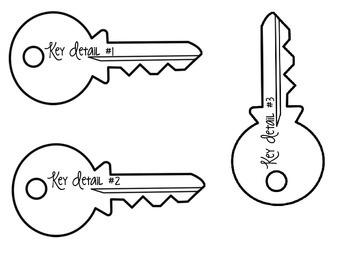 Key Details Organizer