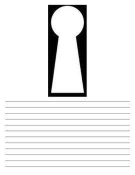 Key Hole Writing