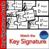 Key Signature Puzzle