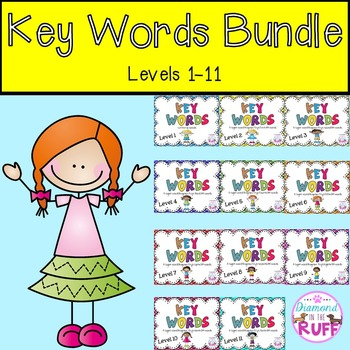 Letters & Sounds and Fry's Sight Words 1-1000