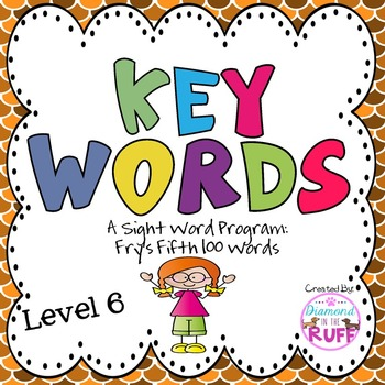 Fry's Sight Words 401-500