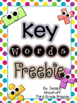 Key Words Posters