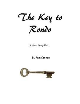 Key to Rondo - a Novel Study Unit
