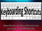 Keyboarding Shortcuts