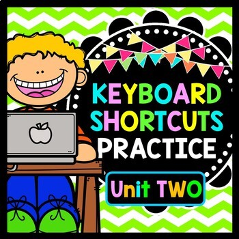 Keyboard Shortcuts - Technology in the Classroom - Unit 2