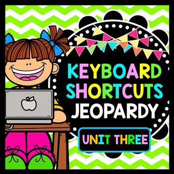 Keyboard Shortcuts - Technology in the Classroom - Unit 3
