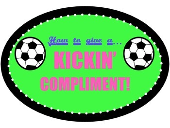 Kickin' Compliment posters