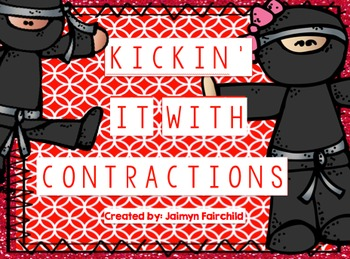 Kickin' It With Contractions