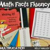 Math Facts - Multiplication Fact Fluency Program Kicking It Math