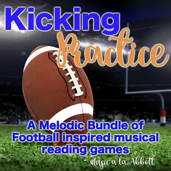 Kicking Practice: Field Goal Inspired Melodic Practice, BU