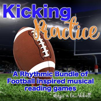 Kicking Practice: Field Goal Inspired Rhythmic Practice, B