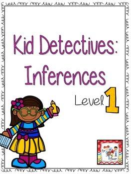 Kid Detectives: Inferences Level 1