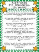 Kid Friendly Ga. Performance Standards-PE Posters