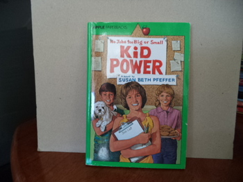 Kid Power ISBN 0-590-42607-9