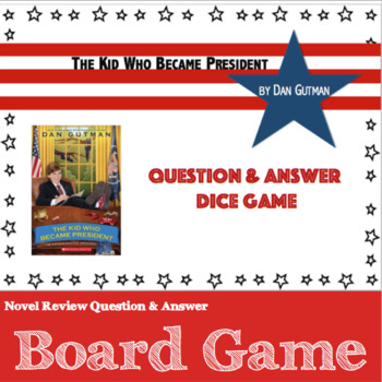 Kid Who Became President Game by My Reading Resources