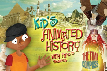 Kid's Animated History with Pipo Video Guide Set