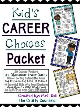 Kid's Career Choices (Career of Month, Career Education, C