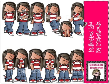 Kidlettes Lola by Melonheadz COMBO PACK