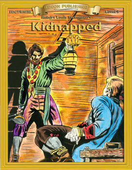 Kidnapped 10 Chapter Novel with Student Activities and Ans