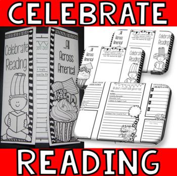 Kids Across America Love to Read Books Brochure