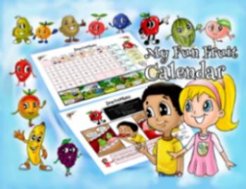 Kids New Year Calendar