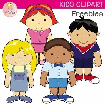 Kids Clip Art Freebies
