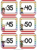 """Kids & Colors"" Clock Numbers"