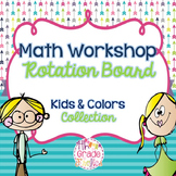 Kids & Colors Math Workshop