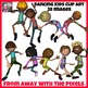 Kids Dance Clip Art - 28 Dancing Kids Clipart from Away Wi