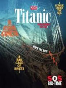 Kids Discover - Titanic Study Guide